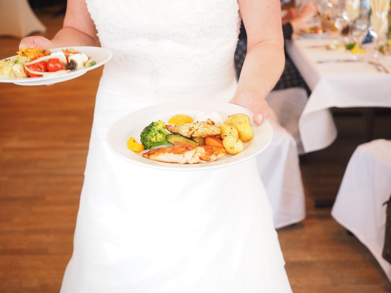 קיטרינג למסיבת חתונה
