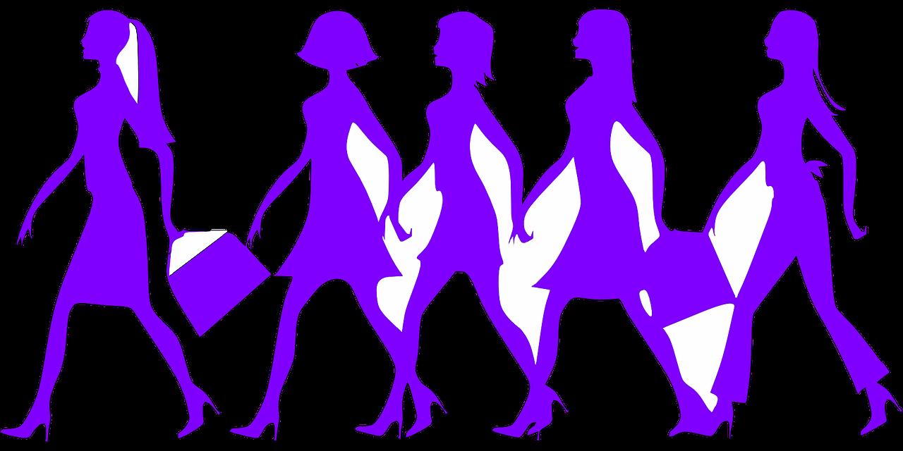יחסי ציבור נשים