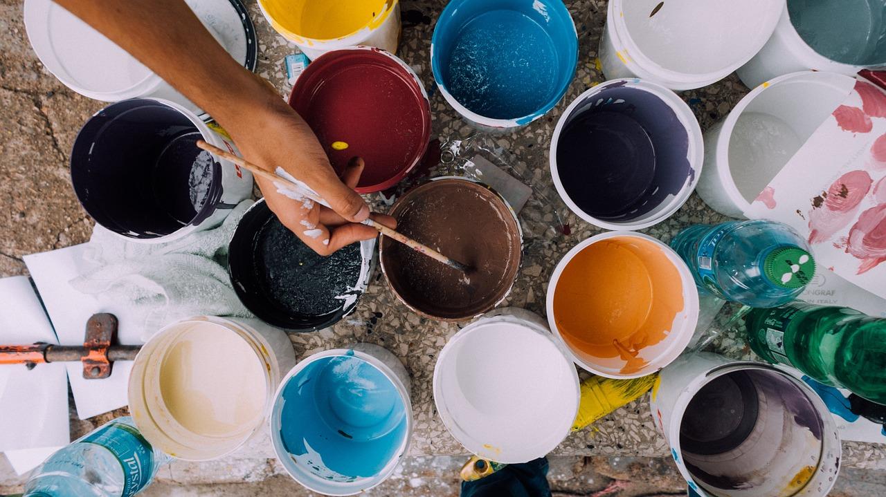 אספקת צבע בקריית עקרון