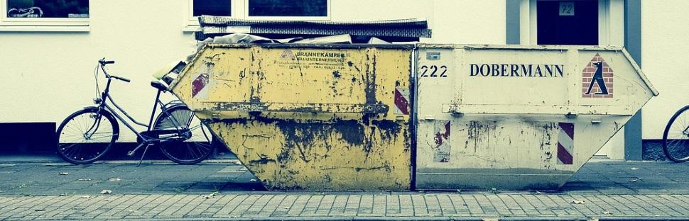 מכולות פסולת